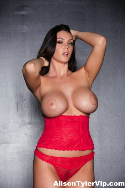 Six foot goddess alison tyler stuffs her pussy with a toy 5